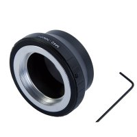 ZUMA Mount Adapter for M42 lens to fit Nikon 1 Body