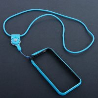 SmartStrap for iPhone 5/5S-Blue