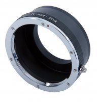 ZUMA Mount Adapter for Canon EOS lens to fit EOS M Body