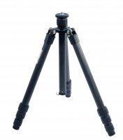 TERRA FIRMA Carbon Fiber 4 section Tripod Leg Set