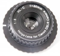 Holga Lens for Canon EOS