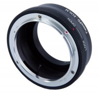 ZUMA Mount Adapter for Canon FD lens to fit EOS M Body