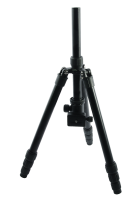 TERRA FIRMA Carbon Fiber 4 Section Tripod w/BH250 Ball Head