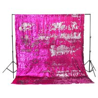 8x10 Shimmering Background (Pink/Silver)