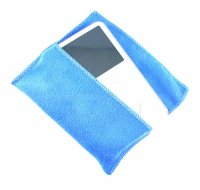 10x10 in Equip Pouch Blue