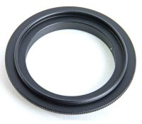 ZUMA Reverse Lens Adapter for Nikon AI Body to fit 52mm