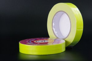 "1"" Gaffer Tape (Fluorescent Yellow)"