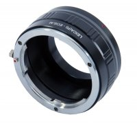 ZUMA Mount Adapter for Leica (R) lens to fit EOS M Body