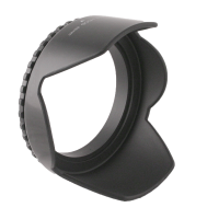 ZUMA 72mm Digital Zoom Lens Hood