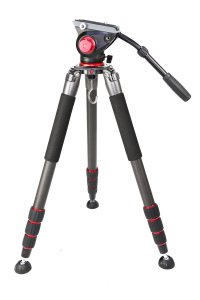 Video Tripod with Head