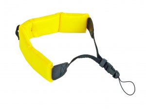 Floating Handstrap Yellow