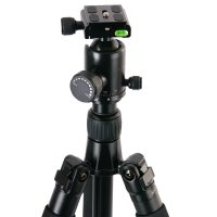TERRA FIRMA Aluminum 8 ft Tripod AL800 with BH350 Ball Head