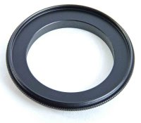 ZUMA Reverse Lens Adapter for Nikon AI Body to fit 58mm