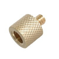 ZUMA 3/8 to 1/4x20 Brass Adapter