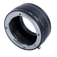 "ZUMA ""E"" Mount Adapter for Nikon AI lens to fit NEX Body"