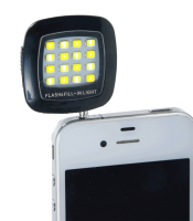 ZUMA LED 16 Light/Flash for Smartphone-Black